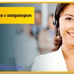 Телефон поддержки Билайн